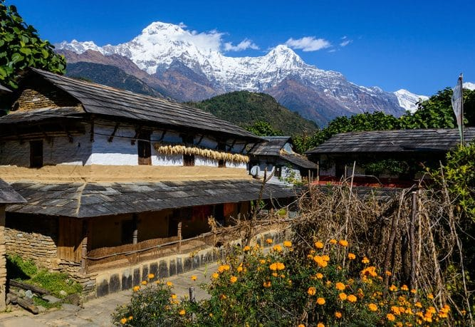 Annapurna Short and Sweet Trek