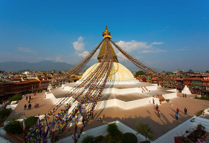 Boudhanath & Pashupatinath Temple Day Tour