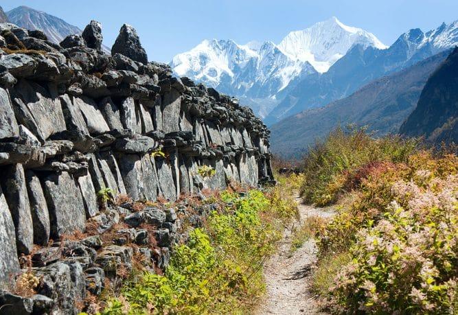 Helambu Buddhist Religious Trek