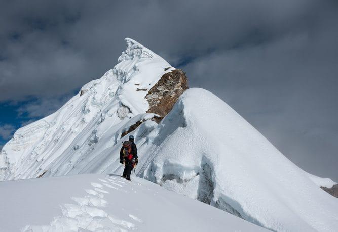 Lobuche West Peak