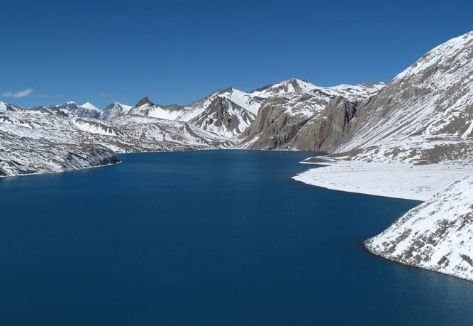 Round Annapurna with Highest Lake Tilicho