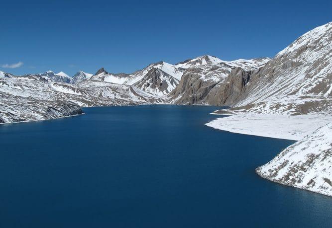 Round Annapurna with Highest Lake Tilicho