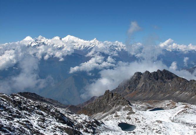 Surya Peak / Gosainkunda Holy Trek