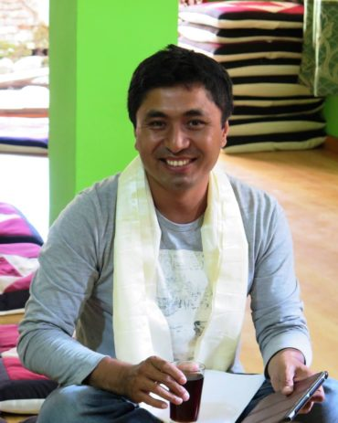 Purna Man Shakya